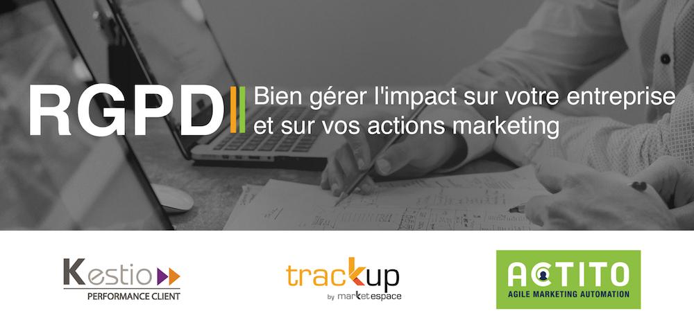 Matinée petit-déjeuner & conférence RGPD : Tout ce qu'il faut savoir pour bien gérer l'impact sur votre entreprise et sur vos actions marketing