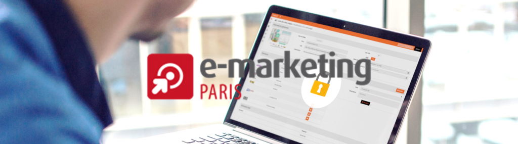 Conférence TrackUp / Haas Avocats au salon E-marketing Paris 2017 le 20 avril à 12h00